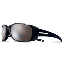 Julbo Monterosa Spectron 4 Sunglasses Women black/black-brown flash silver
